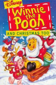 Winnie the Pooh & Christmas Too CDA