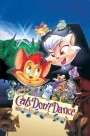 Koty nie tańczą CDA