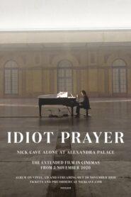 Idiot Prayer: Nick Cave Alone at Alexandra Palace CDA