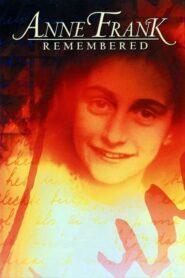 Anne Frank Remembered CDA