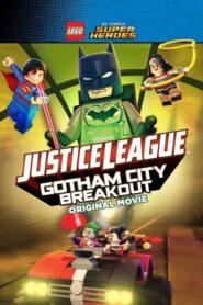 Lego Liga Sprawiedliwości: Na ratunek Gotham CDA