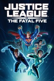 Justice League vs. the Fatal Five CDA