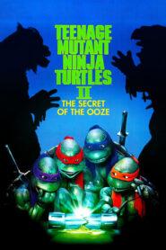 Wojownicze żółwie ninja II: Tajemnica szlamu CDA
