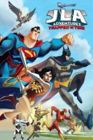 JLA Adventures: Trapped in Time CDA