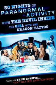 30 nocy paranormalnej aktywności z opętaną przez diabła dziewczyną z tatuażem CDA