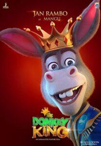 The Donkey King CDA