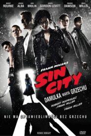 Sin City 2: Damulka Warta Grzechu CDA