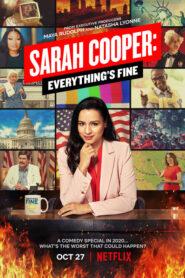 Sarah Cooper: Everything's Fine CDA