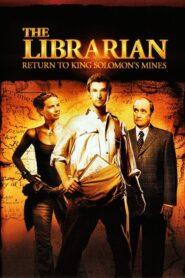 Bibliotekarz II: Tajemnice kopalni króla Salomona CDA
