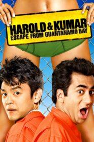 Harold i Kumar uciekają z Guantanamo CDA