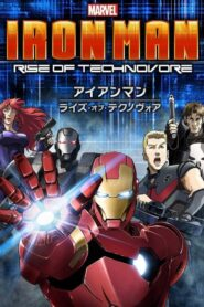 Iron Man: Rise of Technovore CDA