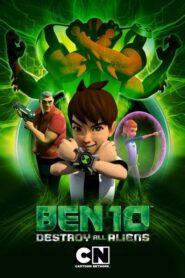 Ben 10: Destroy All Aliens CDA