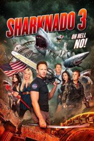 Sharknado 3: Oh Hell No! CDA