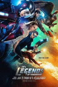 DC's Legends of Tomorrow: Their Time Is Now CDA