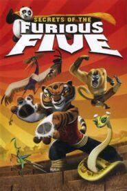 Kung Fu Panda: Sekrety Potężnej Piątki CDA