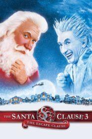 Śnięty Mikołaj 3: Uciekający Mikołaj CDA