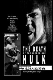 The Death of the Incredible Hulk CDA