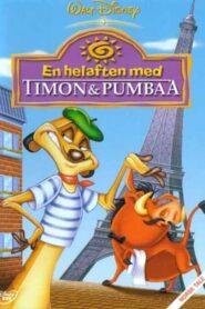 Wyprawy kulinarne z Timonem i Pumbą CDA