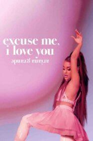 ariana grande: excuse me, i love you CDA
