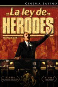La ley de Herodes CDA