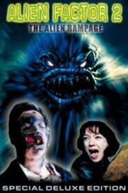 Alien Factor 2: The Alien Rampage CDA