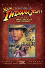 Przygody młodego Indiany Jonesa: Bohaterowie pustyni CDA