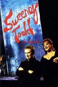 Sweeney Todd: The Demon Barber of Fleet Street in Concert CDA