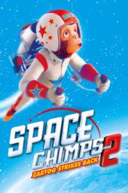 Małpy w kosmosie 2 CDA