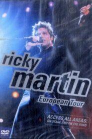 Ricky Martin – Europa (European Tour) CDA
